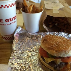 Photo taken at Five Guys by Michael A. on 5/31/2014