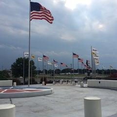 Photo taken at Charlotte Motor Speedway by Tina N. on 7/27/2015