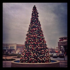 Photo taken at The Shoppes at River Crossing by Mark H. on 12/29/2013
