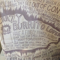 Photo taken at Chipotle Mexican Grill by Erica T. on 1/13/2014