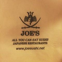 Photo taken at Joe's Sushi by Jim G. on 4/5/2015