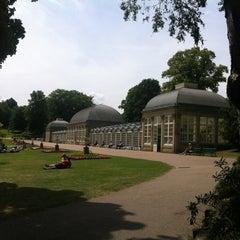 Photo taken at Sheffield Botanical Gardens by Seán P. on 7/15/2013