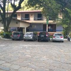 Photo taken at Hotel Fazenda Montanhes by Renato A. on 5/1/2014