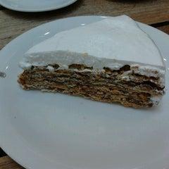 Photo taken at Havanna Café by Rosi S. on 12/16/2012