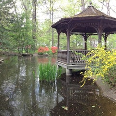 Photo taken at Toledo Botanical Garden by Vicki G. on 5/12/2013