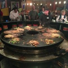 Photo taken at HuHot Mongolian Grill by Bart B. on 1/20/2013