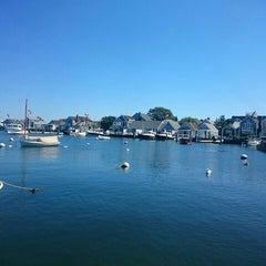Photo taken at Hy-Line Cruises Ferry Dock (Nantucket) by Damla K. on 9/15/2015