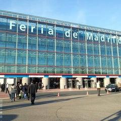 Photo taken at IFEMA (Feria de Madrid) by @OlivaresMerlos J. on 1/31/2013