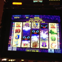 Photo taken at Rio Slot Machines by Roselle D. on 2/9/2014