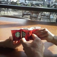 Photo taken at Starbucks by Coach B. on 11/11/2013