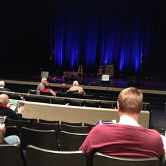 Photo taken at Cedarburg Performing Arts Center by Tony S. on 1/25/2014