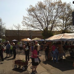 Photo taken at Farmers Market at Minnetrista by John D. on 5/2/2015