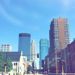 Photo taken at Downtown Minneapolis by g m. on 8/1/2015