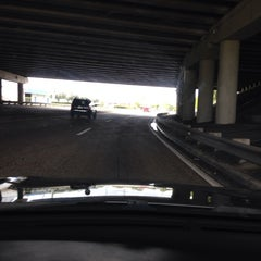 Photo taken at Interstate 95 & Atlantic Blvd by MARIA C. on 1/31/2014