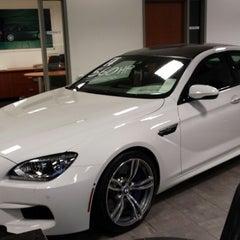 Photo taken at BMW of Warwick by Chris W. on 11/2/2013