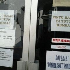 Photo taken at Politeknik Ilmu Pelayaran (PIP) Semarang by Budi H. on 9/25/2013