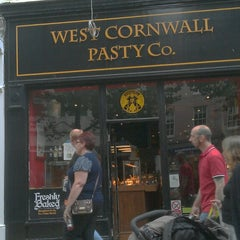 Photo taken at West Cornwall Pasty Company by Mark F. on 8/3/2013