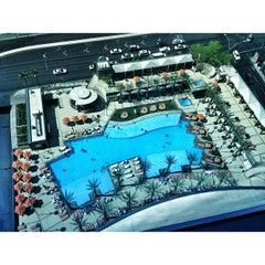 Photo taken at Elara, Hilton Grand Vacations-Center Strip by Brian H. on 6/2/2013