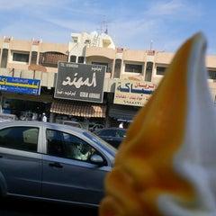 Photo taken at أيس كريم المهـند | AlMuhanad icecream by MeRo O. on 11/22/2013