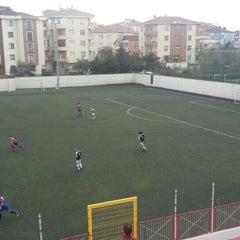 Photo taken at Kartal Bulvar Stadı by Volkan A. on 11/21/2015