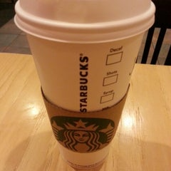 Photo taken at Starbucks by Jay H. on 2/7/2013