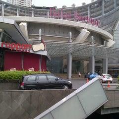 Photo taken at The Plaza Semanggi by harryson y. on 10/4/2012