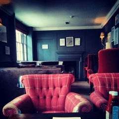 Photo taken at Soho House by Omid A. on 5/1/2013