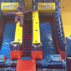 Photo taken at Pump It Up by LaDale W. on 2/10/2013
