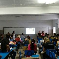Photo taken at Universidade Paulista - UNIP by Rodrigo R. on 5/18/2015