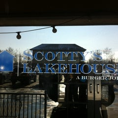 Photo taken at Scotty's Lakehouse by Melissa B. on 12/30/2012