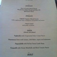 Photo taken at Nick's Italian Cafe by Kerri D. on 7/5/2013