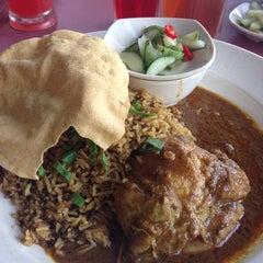 Photo taken at BARYANI GAM 88 - Katering & Western Food by Aina N. on 6/19/2014