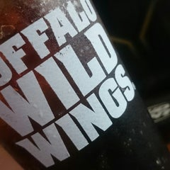 Photo taken at Buffalo Wild Wings by Loai on 9/3/2014