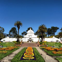 Photo taken at Golden Gate Park by Lucas T. on 3/21/2013
