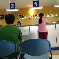 Photo taken at Metrobank Butuan Main by Angelo E. on 8/6/2013