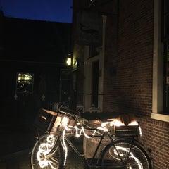 Photo taken at De Hoop op d'Swarte Walvis by Zeynep G. on 1/23/2016