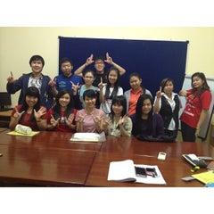 Photo taken at Fakultas Kedokteran by Elizabeth M. on 9/20/2013