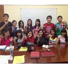 Photo taken at Fakultas Kedokteran by Elizabeth M. on 9/23/2013