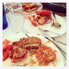 Foto tomada en Restaurante Casa Jaime de Peñiscola por Marts L. el 8/19/2013