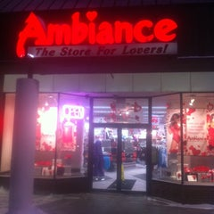 Photo taken at Ambiance - The Store For Lovers by Ramone T. on 1/25/2014
