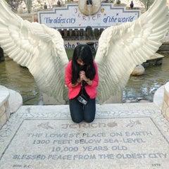 Photo taken at Gereja Allah Baik Pusat by Queen A. on 12/31/2013