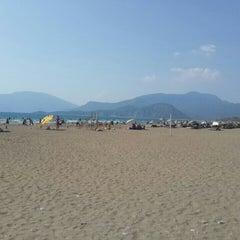 Photo taken at İztuzu Plajı by ilhan K. on 8/22/2015