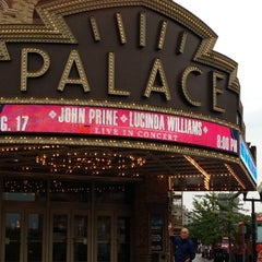 Photo taken at Palace Theatre by Walter White on 8/17/2012