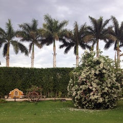 Photo taken at Hacienda Las Higueras by lady b. on 7/1/2013