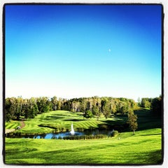 Photo taken at The Preserve Golf Course at Grand View Lodge by Zachary J. on 9/13/2013
