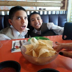 Photo taken at Arriba Mexican Grill by German C. on 2/2/2014
