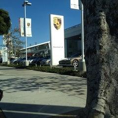 Photo taken at Porsche of Downtown LA by Cindy B. on 12/23/2013