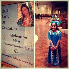Photo taken at St. Brigid Catholic Church by Johnny S. on 12/13/2013
