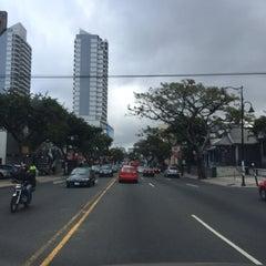 Photo taken at Paseo Colón by San José Express ® M. on 2/9/2016
