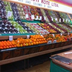 Photo taken at Mercado Municipal de Santo Amaro by Frederick K. on 9/4/2013